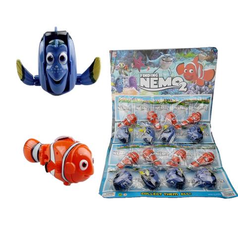 Коллекция игрушек на блистере Немо 2 1кор*1бл*16шт
