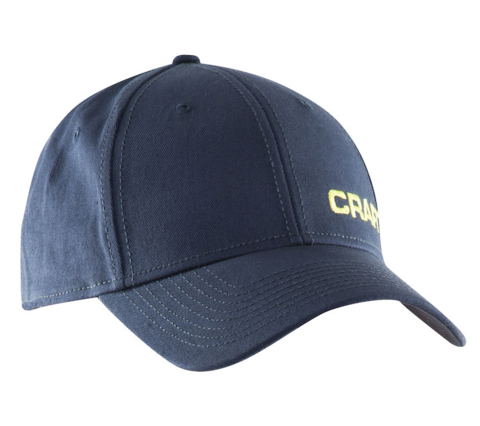 Кепка Craft Cap синяя
