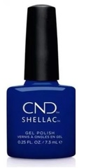 UV Гелевое покрытие CND Shellac Blue Moon 7.3мл
