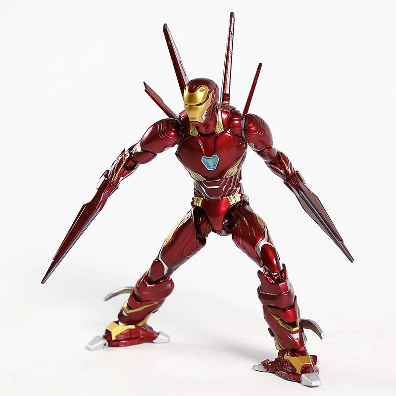 Фигурка Железный Человек Марк 50 нанооружие: купить ...