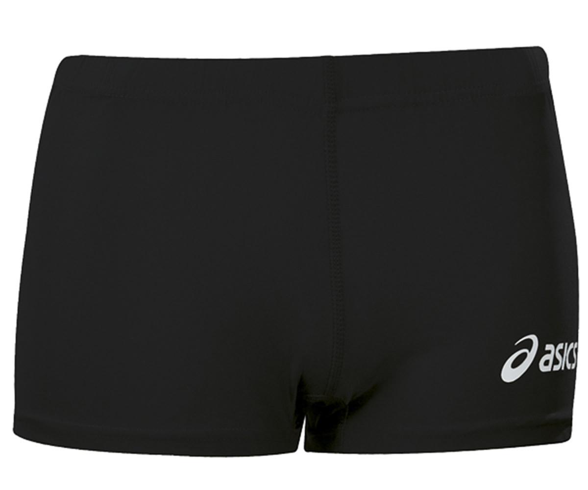 Женские спортивные шорты Asics Short Jump Lady (T536Z6 0090) черные