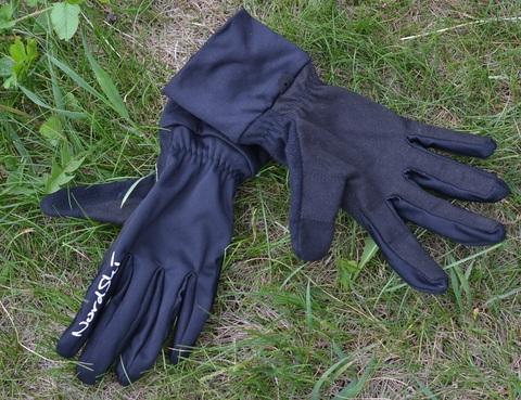 Nordski Elite G-TX перчатки black