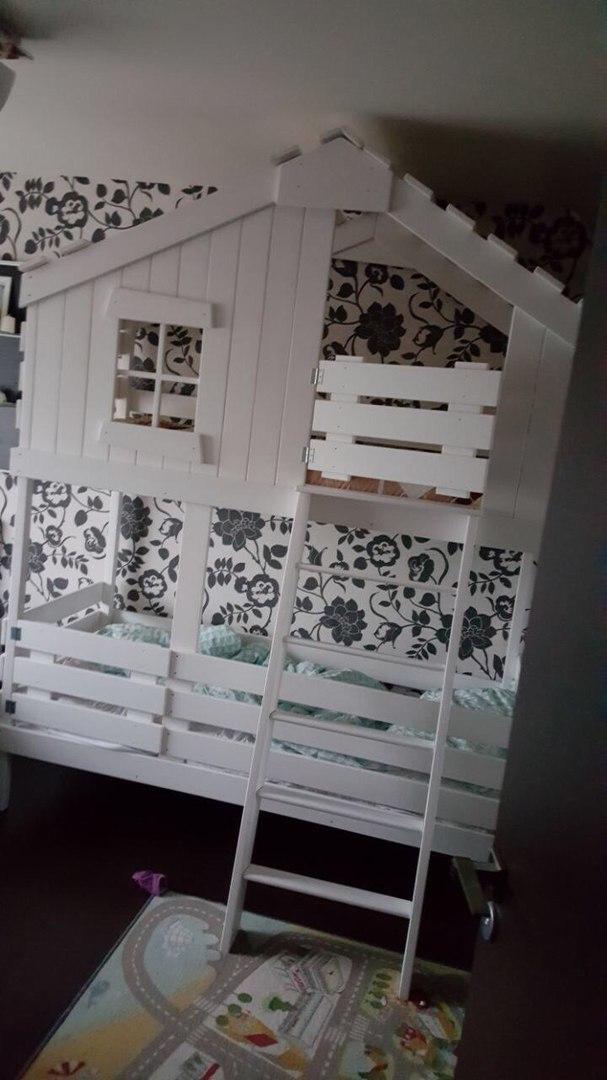 Кровать Шалашик