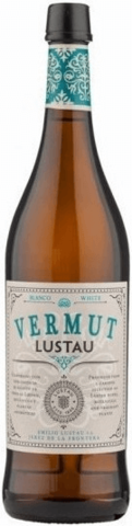 Vermut Lustau Blanco в подарочной упаковке