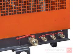 Краны дизельного компрессора