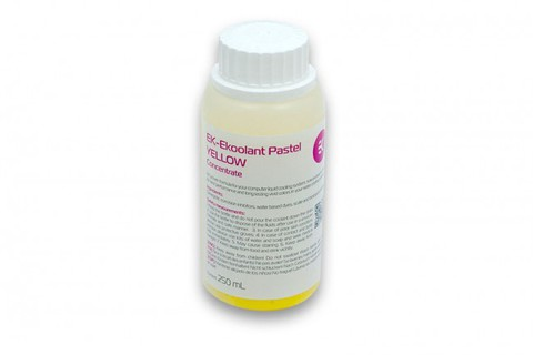 EK-Ekoolant Pastel Yellow (concentrate 250mL)