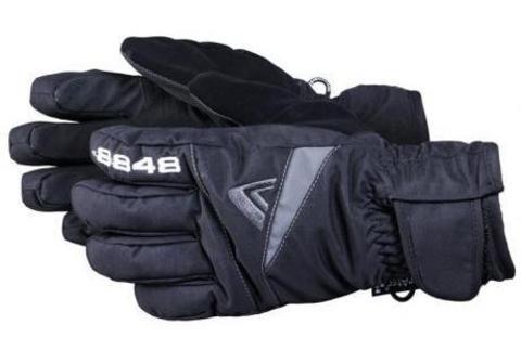 Подростковые горнолыжные перчатки 8848 Altitude - Dempsey black