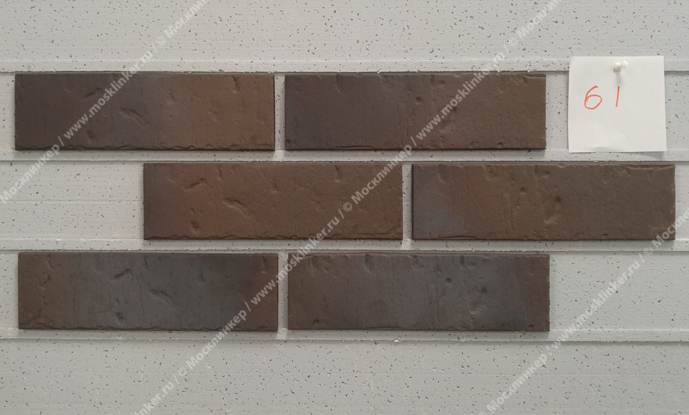 ABC - Rustik, Baltrum, 240х71х10, NF - Клинкерная плитка для фасада и внутренней отделки