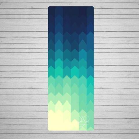 Каучуковый коврик для йоги America  173*61*3мм