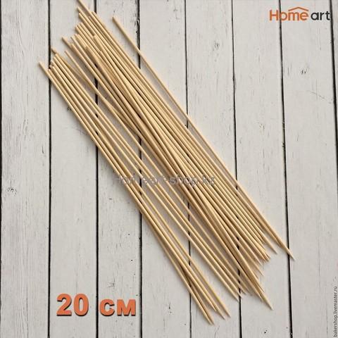 Шпажки деревянные 50 шт.