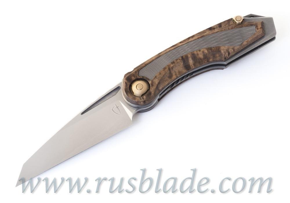 Kutkh Custom Release Prototype knife by CultroTech Knives