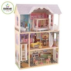 KidKraft Трехэтажный кукольный домик