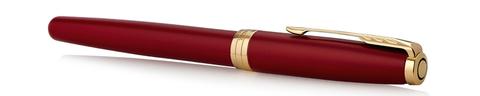 Перьевая ручка Parker Sonnet Lacquer Intense Red GT123