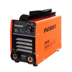 Аппарат сварочный инверторный PATRIOT 230DC MMA