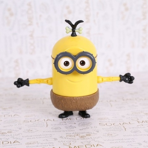 Despicable Me 3 Deluxe Action Figure