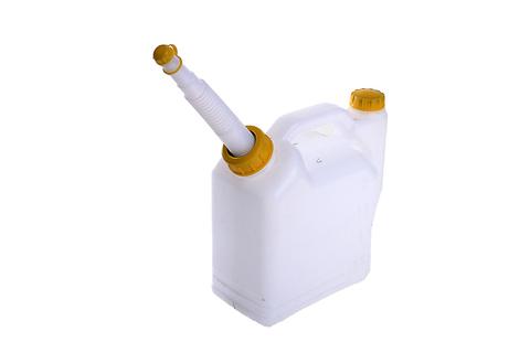 Канистра пластиковая для приготовления топливной смеси 2 литра