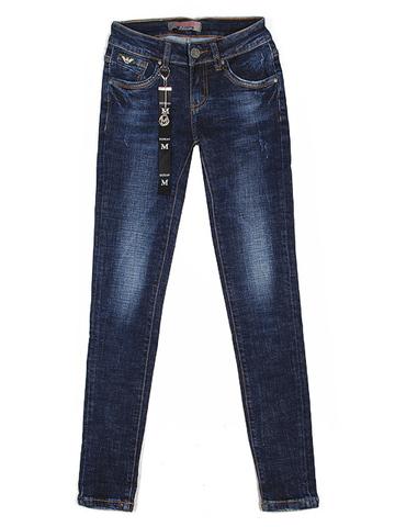 HD8653 джинсы женские, синие