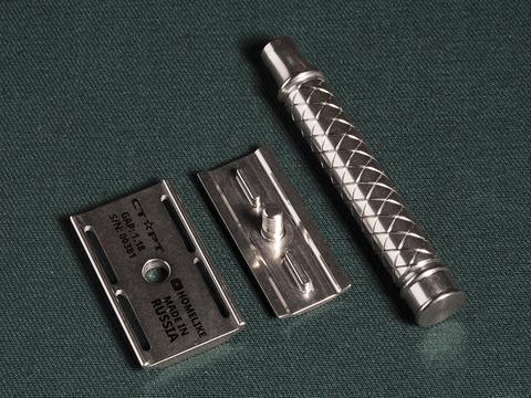 Станок для бритья Старт GAP 1.18 полировка
