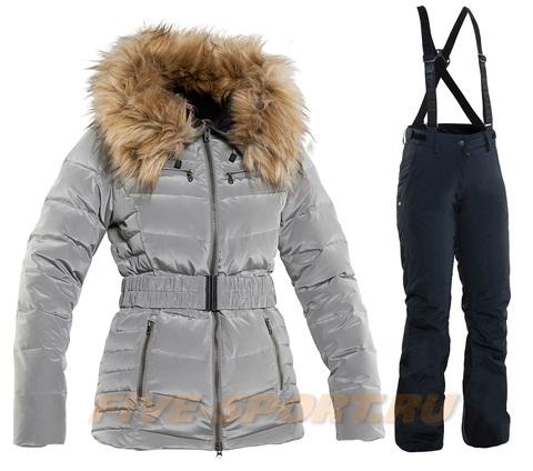 Костюм горнолыжный костюм Joline Nougat Wanna женский теплый
