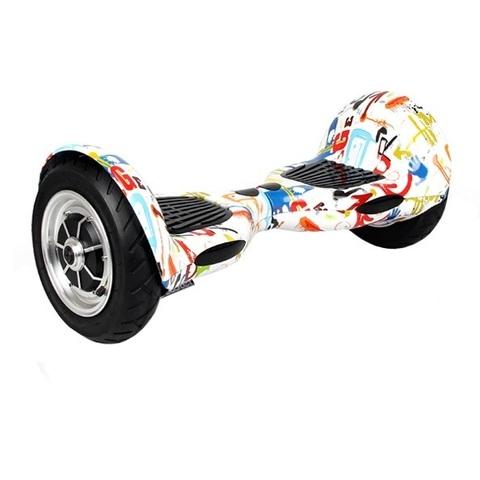 Гироскутер с 10 дюймовыми колесами Рисунок