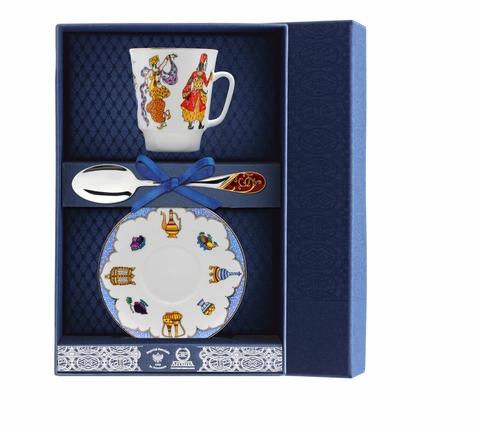 Набор чайный «Майская-Балет Шахерезада» 3пр.