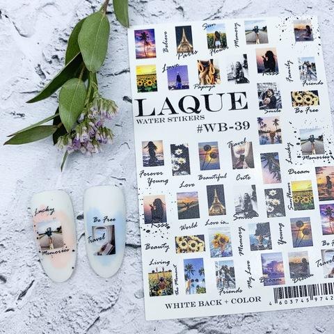 LAQUE Cлайдер дизайн #WB-39