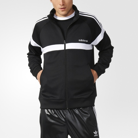Олимпийка мужская adidas ORIGINALS Itasca Track Jacket