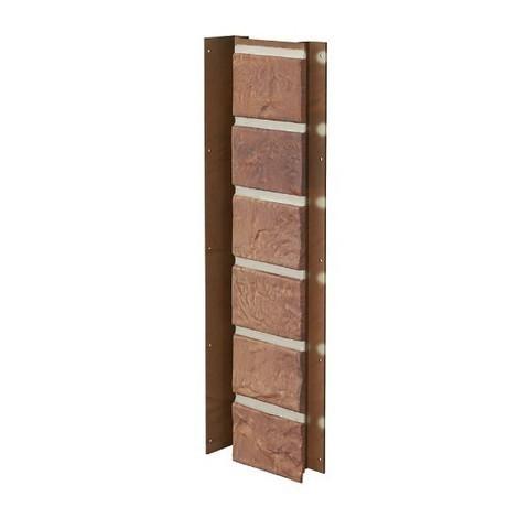 Угол внутренний Vox Solid Brick Dorset кирпич терракотовый