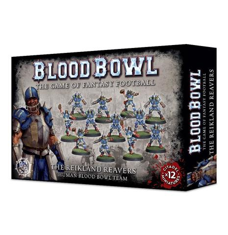 THE REIKLAND REAVERS BLOOD BOWL TEAM