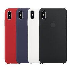 Silicone Case для iPhone XS Max