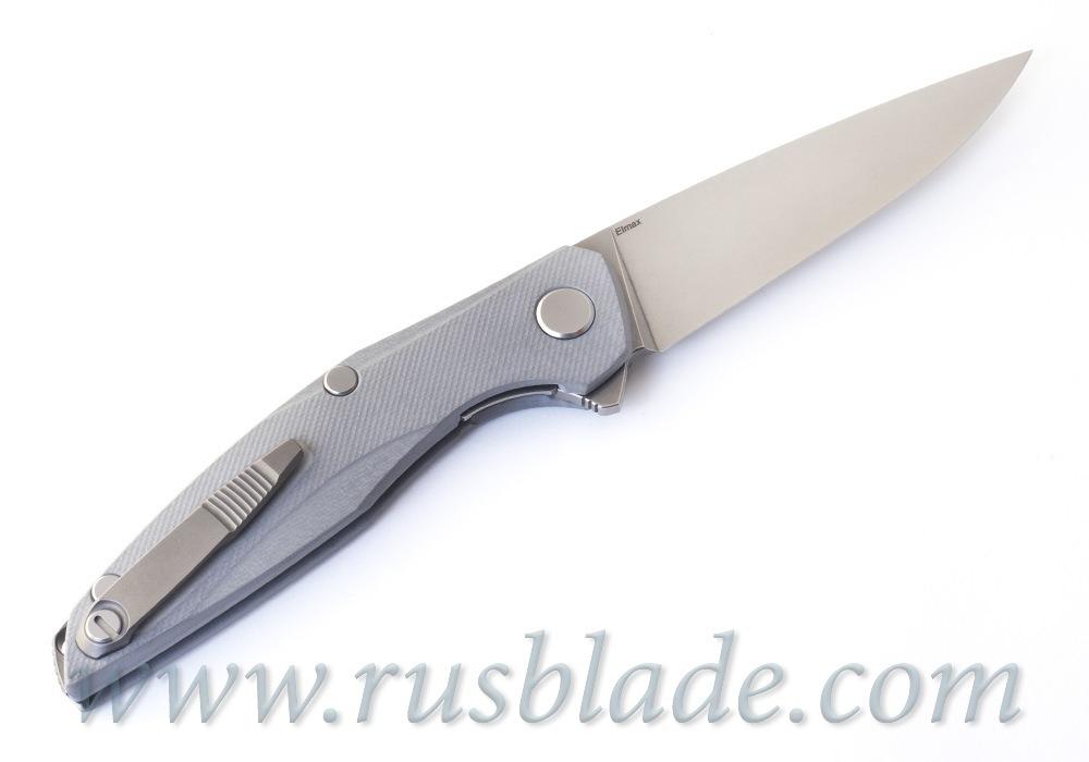 Shirogorov 111 Elmax G10 3D Light-Gray MRBS