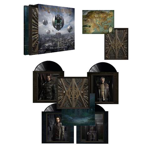 Dream Theater / The Astonishing (4LP)