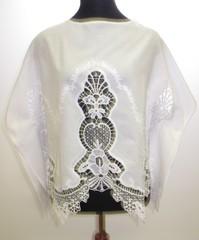 Туника-рубашка Eva B. Bitzer Laceweiss