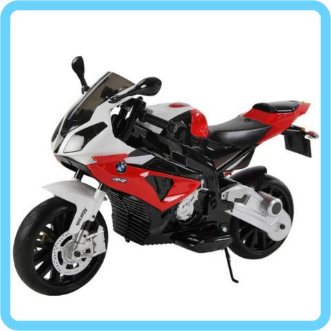 Мотоцикл BMW JT528 (ЛИЦЕНЗИОННАЯ МОДЕЛЬ)