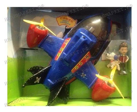 Пиратский Патрулелёт Самолет щенячьего патруля.