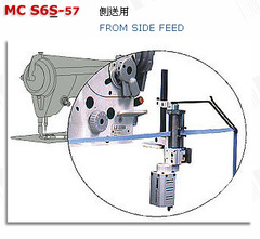 Фото: Электронное устройство для дозированной подачи тесьмы MC S6S-57