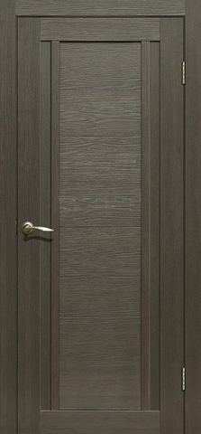 Дверь La Stella 204, цвет ясень грей, глухая