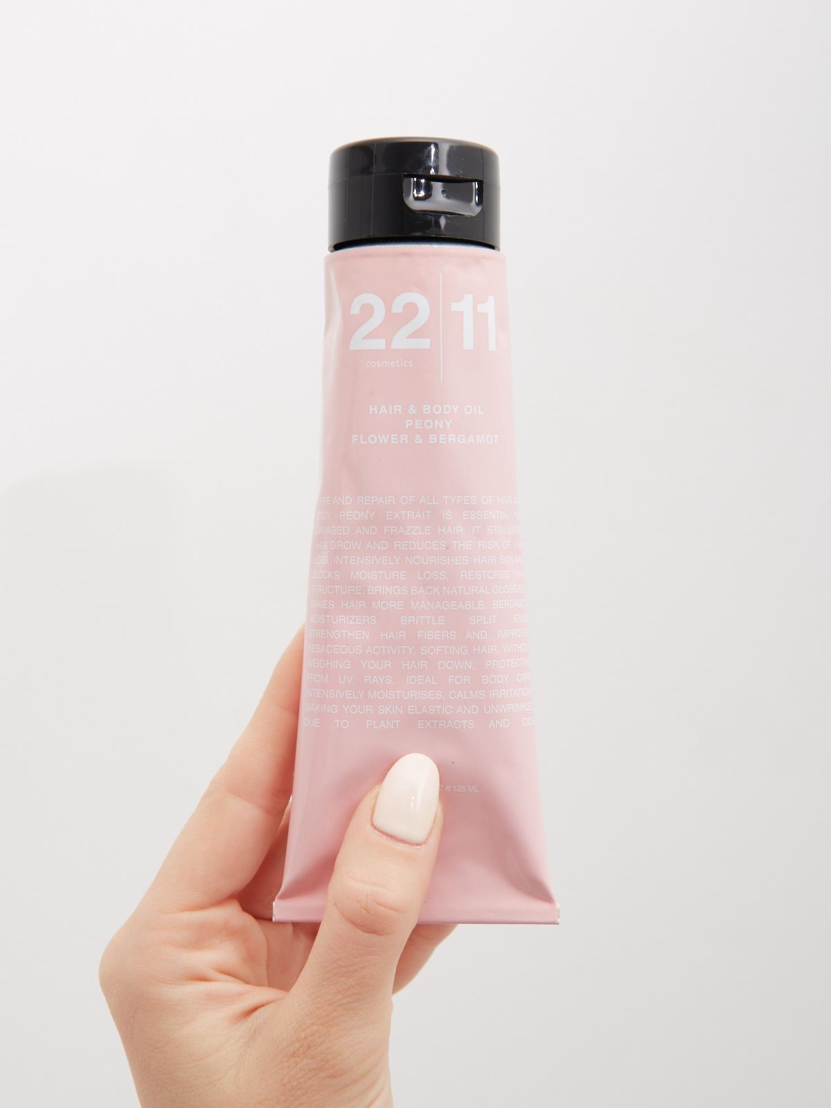 Масло для тела и волос 22|11 Flower & Bergamot