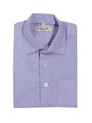 1001-31 рубашка детская. сиреневая