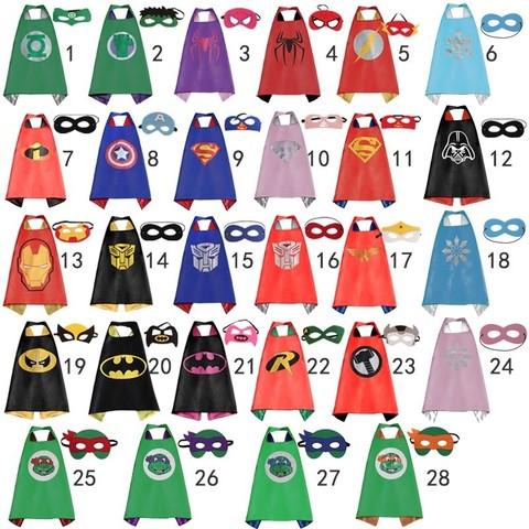 Детские костюмы Супергероев
