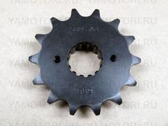 Звезда передняя (ведущая) Sunstar 38914 JTF736 для мотоцикла Ducati  14 зубьев