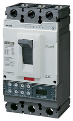 Автоматический выключатель TS630N (65kA) ATU 500A 3P3T