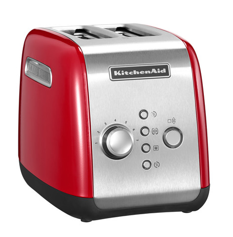 Тостер KitchenAid 5KMT221 красный