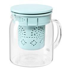 чайник «grus» 0,8 л, с ситечком