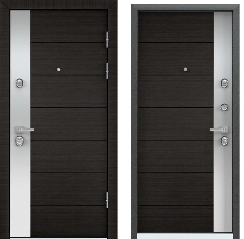 Входные двери Torex Professor 4+ NEO-3 венге поперечное с двух сторон generated_image-2.jpg