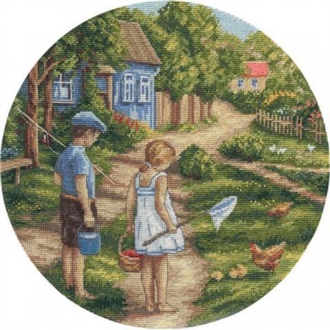 D-1570 Дорогой детства