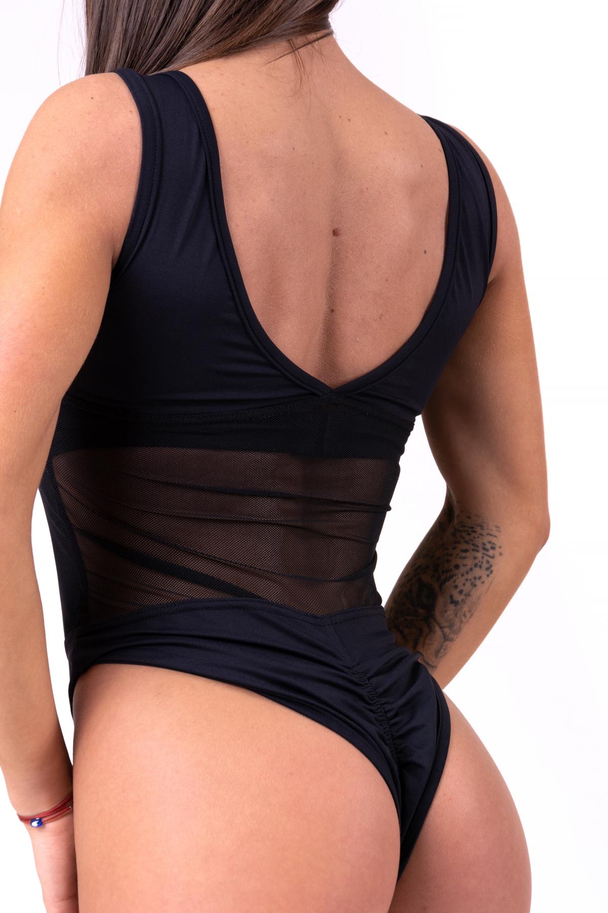 6f84366befff2 Купальник слитный Nebbia 674 black – купить в интернет-магазине ...