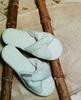 Домашние тапочки Hamam Fula белые