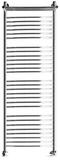 Богема-2 200х60 Водяной полотенцесушитель  D42-206
