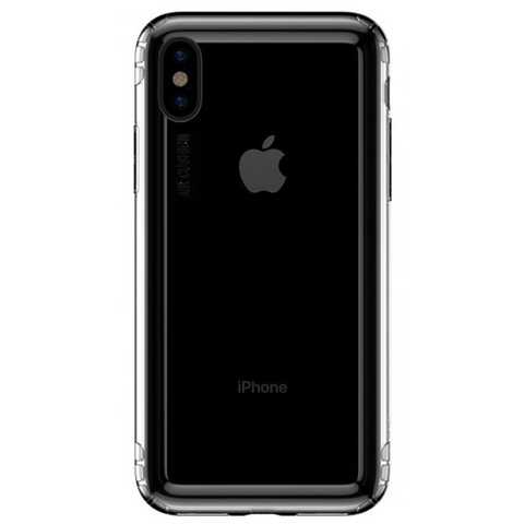 Чехол iPhone X/XS Baseus Safety Airbags Case /black/